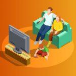 Ini 3 Alasan Penting Mendampingi Anak Saat Menonton TV